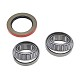 AK F-G02 - Yukon Front Axle Bearing and Seal Kit for Dana 44