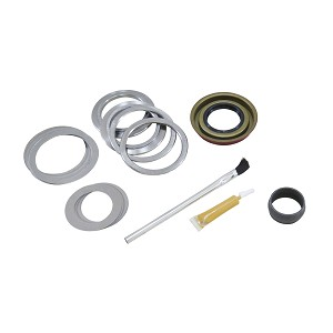 Yukon Minor install kit for GM 7.6IRS rear differential