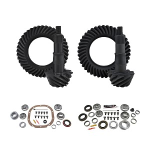 "YGK113 - Yukon Complete Gear and Kit Pakage for 2000-2008 Ford F150 with 8.8"" Rear, 4:56 Gear Ratio"