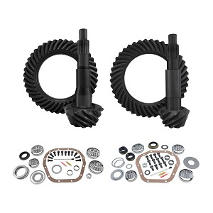 YGK126 - Yukon Complete Gear and Kit Pakage for 2000-2007 F250 and F350 Dana 60, with 4:11 Gear Ratio