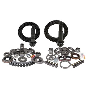 ZGK008 - USA Standard Gear & Install Kit package for Jeep TJ with D30 front  & Dana 44 rear, 4 88 ratio